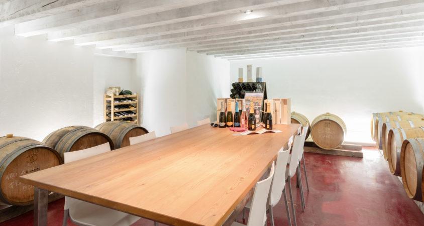 Degustazioni di Franciacorta in Cantina Agriturismo Clarabella Brescia